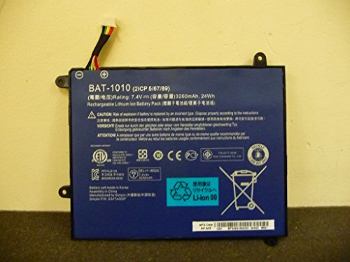 Acer Genuine Iconia A500 Tablet Battery BAT1010 BT.00203.002