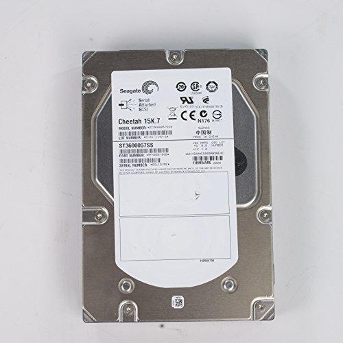 Seagate Cheetah 15K.7 ST3600057SS Interne Festplatte 600GB (8,9 cm (3,5 Zoll), 15000rpm, 3,4 ms Zugriffszeit, 16 MB Cache, SAS II)