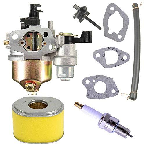 New GX120 Carburetor Air Filter Spark Plug for Honda GX120 GX160 GX168 GX200 Small Engines