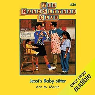 Jessi's Baby-Sitter audiobook cover art