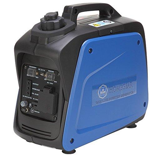 Homegear 950i Digital 800 Watts Portable Gas...