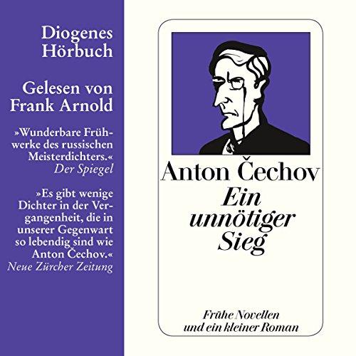 Ein unnötiger Sieg audiobook cover art