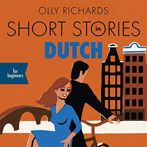 Short Stories in Dutch for Beginners cover art