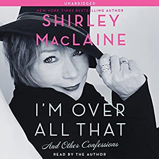 I'm Over All That audiobook cover art