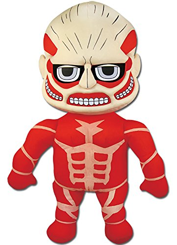 Great Eastern Attack on Titan Colossal Plush Toy 45,7 cm