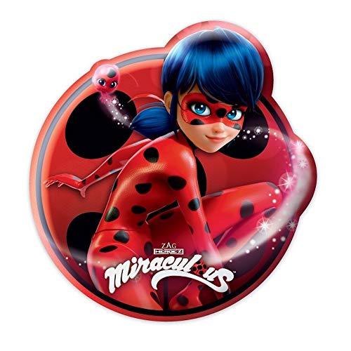 Miraculous Ladybug Form-Kissen 30 x 32 cm