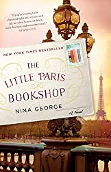 book cover The Little Paris Bookshop, books set in another country