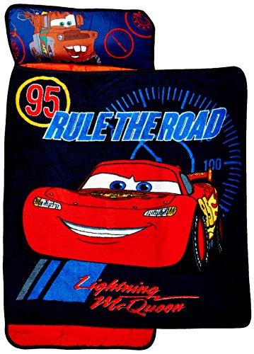 Disney Cars pour enfant roulé Nap Mat, Rule The Road