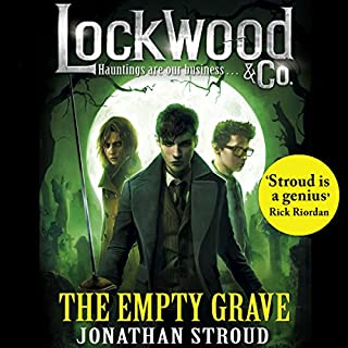 Lockwood & Co: The Empty Grave Titelbild