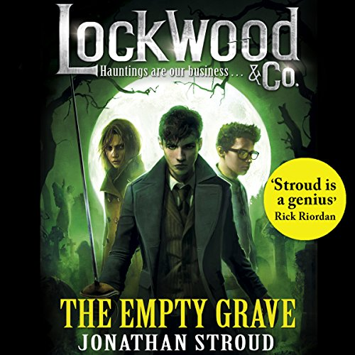 Lockwood & Co: The Empty Grave audiobook cover art