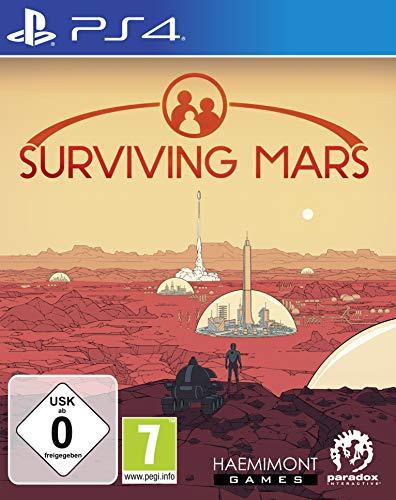 Surviving Mars (PS4) (SCA)
