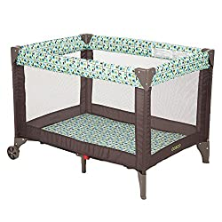 best portable crib for grandma's house from Cosco