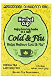 Herbal Cup Herbal Tea, Cold & Flu, 16 Tea Bags