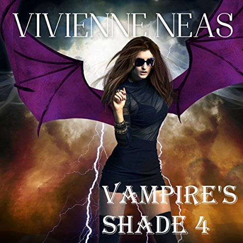 Vampire's Shade 4 audiobook cover art