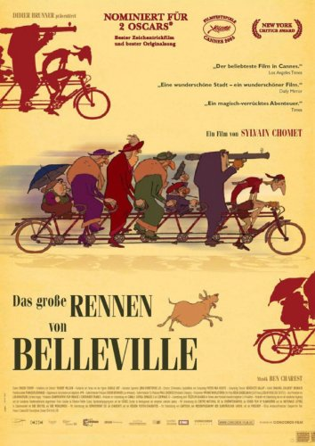 Das große Rennen von Belleville