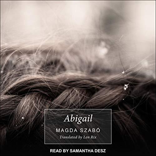 Abigail cover art