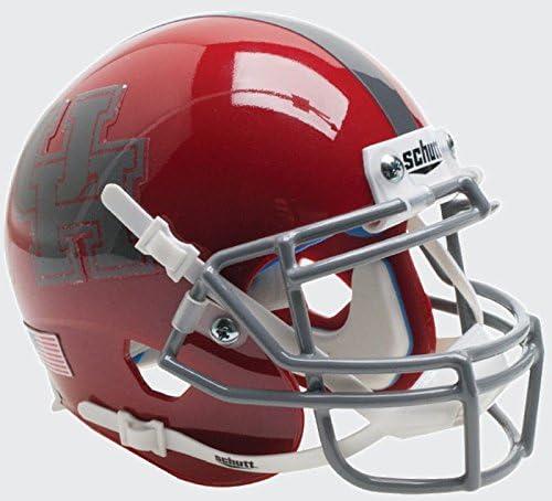 overseas Schutt NCAA Houston Cougars On-Field Authentic Purchase Helme XP Football