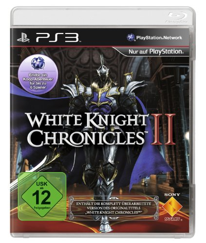 White Knight Chronicles 2 [import allemand]