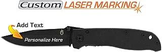 Custom Laser Engraved Gerber Air Ranger G-10 Knife 31-002950