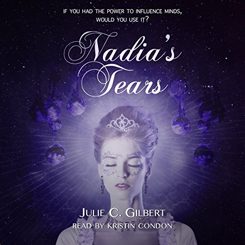 Nadia's Tears audiobook cover art