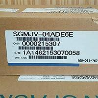 産業用Σ-Vシリーズ サーボモータ SGMJV-04ADE6E 400W 3000r/min 1.27N.m 200VAC