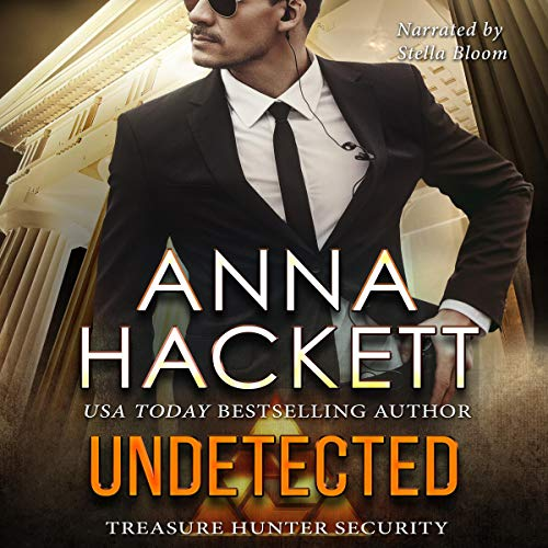 Undetected cover art