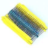 Nologo Yinxinhui Induktor von 1 bis 470h, 14 valuesx10 Stück = 140 Stück, elektronischer Bauteile verpacken, Induktivitäten Sortiment kit