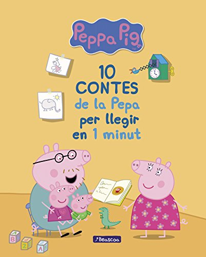 10 contes de la Pepa per llegir en 1 minut (Un conte de La Porqueta Pepa)