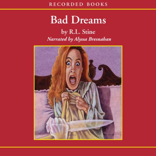 Bad Dreams audiobook cover art