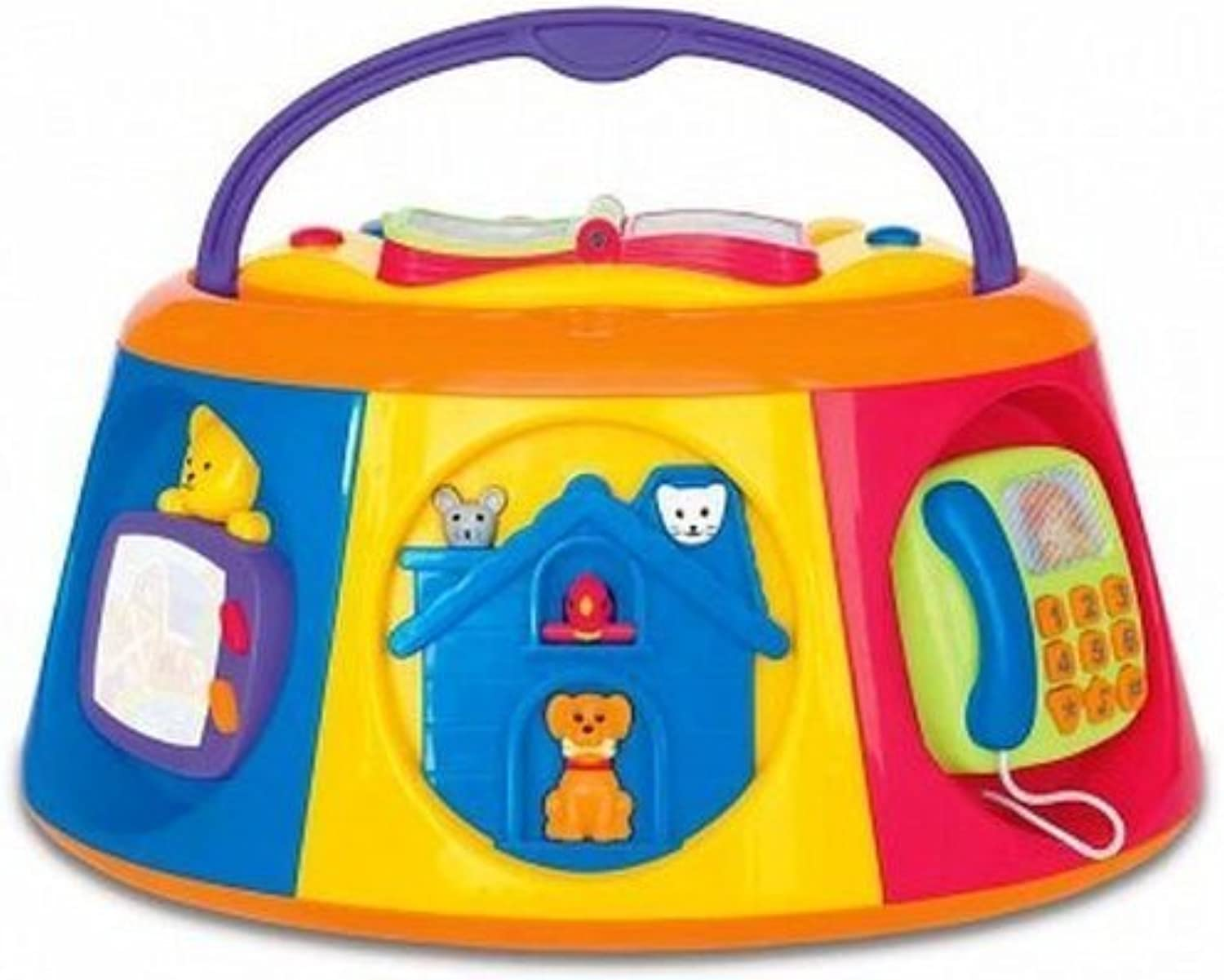 Kiddieland Toys Carry Along Box by Kiddieland Toys Limited