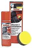 SONAX SN 1837578 Cabrioverdeck- TextilImprägnierung & TextilImprägnierung (300 ml) Versiegelung und Imprägnierung für Cabrioverdecke aus Stoff | Art-Nr. 3102000