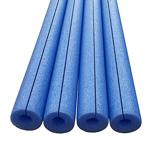 Honor Traders Clamp Foam for Padding or Bumper 4 Pack Blue