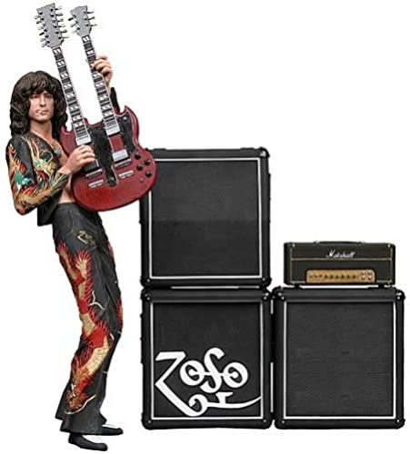 Jimmy Page - 7inch Action Figure