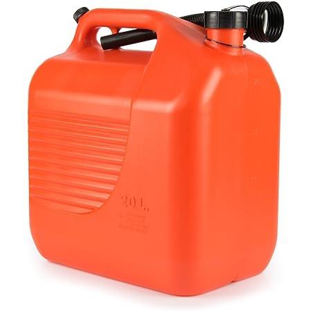 Benzin Kanister Tankkanister Kanister Benzinkanister Motorradtank Autokanister Sprit 20 Liter Racefoxx Auto