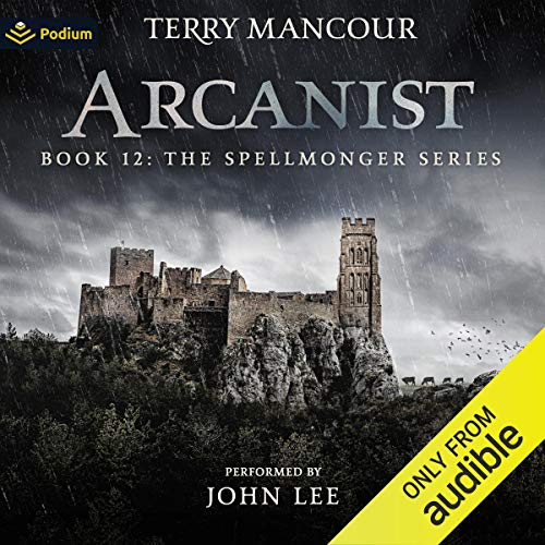 Arcanist  By  cover art