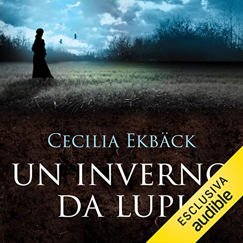 Un inverno da lupi audiobook cover art