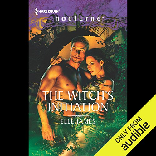 The Witch's Initiation audiobook cover art