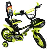 Rising India 14 Inch Children Sports Bike for 3-5 Years with Full Chain