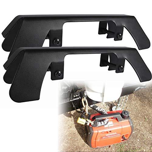 Sunluway Generator Theft Deterrent Security Protect Bracket for Honda EU2200i, EU2000i, EU2000i Companion & EU2000i Camo Generator 63230-Z07-010AH (2 Pack)