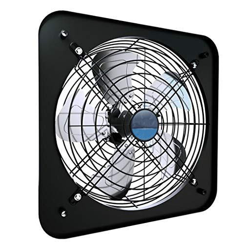 Ventilador de extracción Ventilador doméstico Ventilador de cocina Tipo de ventana Ventilador de ventilación Ventilador de extracción industrial Se puede utilizar en baños de cocina y ventiladores de