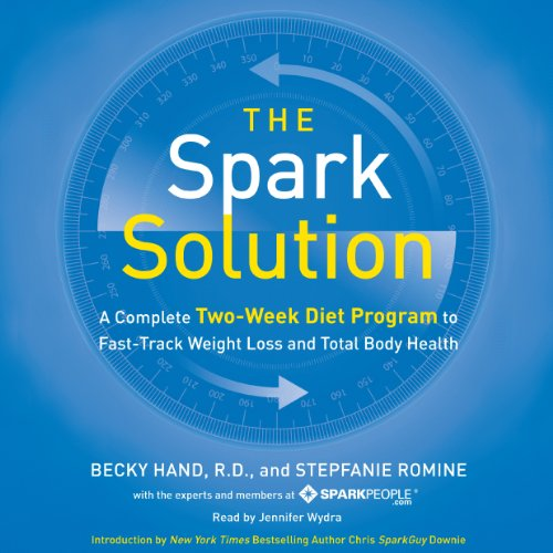 The Spark Solution cover art