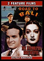 Bob Hope - Double Feature - Road to Bali & My Favorette Brunette