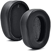 defean Replacement Protein Leather and Memory Foam Compatible with Blue Mo-Fi MOFI / Sadie / Lola / Ella Headphones