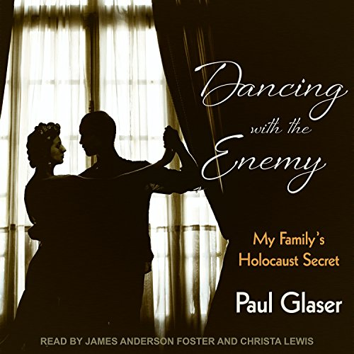 Dancing with the Enemy audiobook cover art