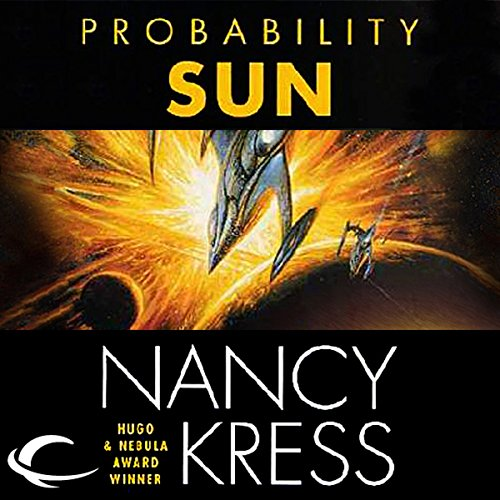 Probability Sun audiobook cover art