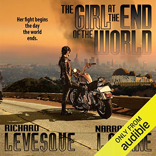 Page de couverture de The Girl at the End of the World