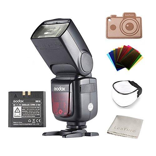 Godox Ving V860II-C E-TTL Li-ion Flash Speedlite for Canon Cameras 6D 50D 60D 1DX 580EX II 5D Mark II III