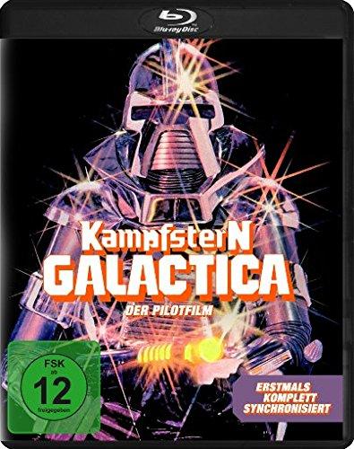 Kampfstern Galactica - Der Pilotfilm (Blu-ray)
