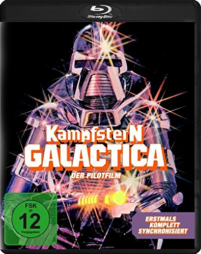 Kampfstern Galactica - Der Pilotfilm [Blu-ray]