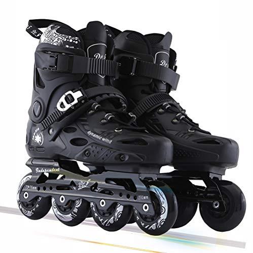 DODOBD Inline Skates,Rollerblades für Erwachsene und Kinder Rollschuhe für Outdoor und Indoor Inline-Skates für Jungen Mädchen Jugendliche Anfänger(36-44)
